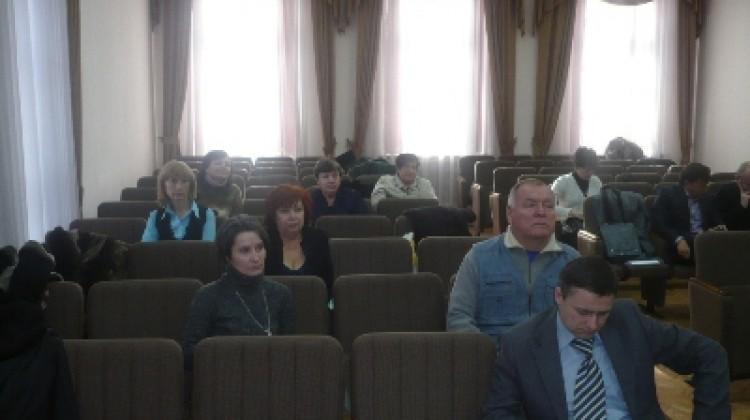 Заседание Совета 27 января 2012 года