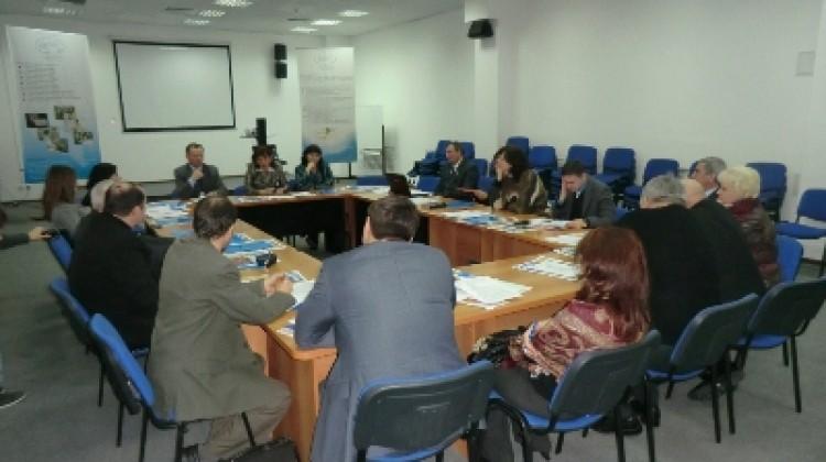 «Круглый стол» на тему: «Южный региональный ресурсный центр усиливает социальный капитал региона»