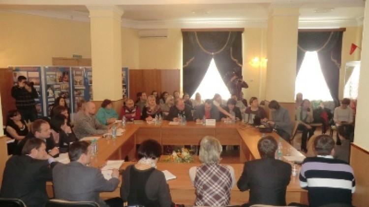 Состоялся «круглый стол» на тему: «Экологическое сознание. Слово и дело»