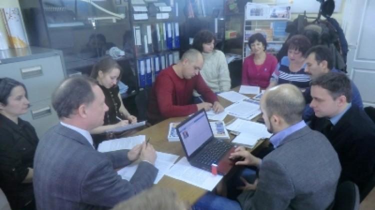«Круглый стол» на тему: «Общественные палаты Краснодарского края: продолжение разговора»