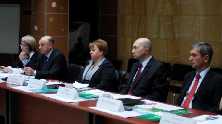 круглый стол «Роль крупных компаний в развитии экологически ответственного поведения на территории присутствия