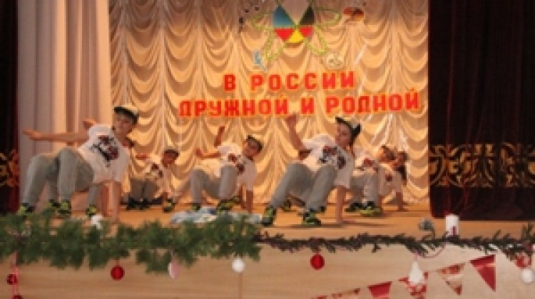 «Культурой связаны одной в России дружной и родной»