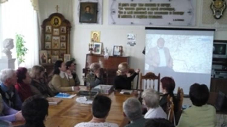 заседание, посвященное 200-летию Отечественной войны 1812 года
