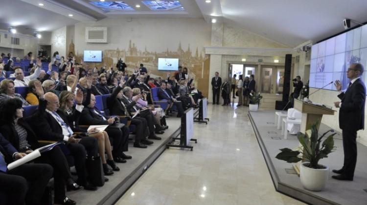 В Общественной палате РФ подвели итоги 2015 года