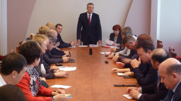 Заседание Совета 30.11.2015г.