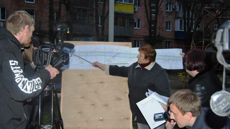 Проблема вырубки деревьев на Ростовском шоссе – на контроле у членов Совета