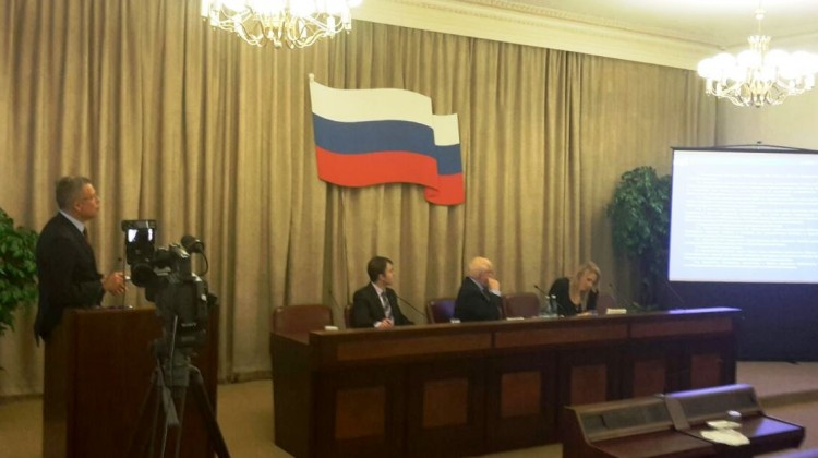 Совет при главе администрации Краснодарского края по развитию гражданского общества и правам человека отчитался на заседании СПЧ при Президенте РФ