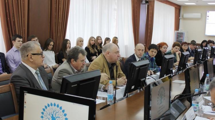 В Краснодаре прошел круглый стол по теме: «Высшая школа – среда, доступная для всех»