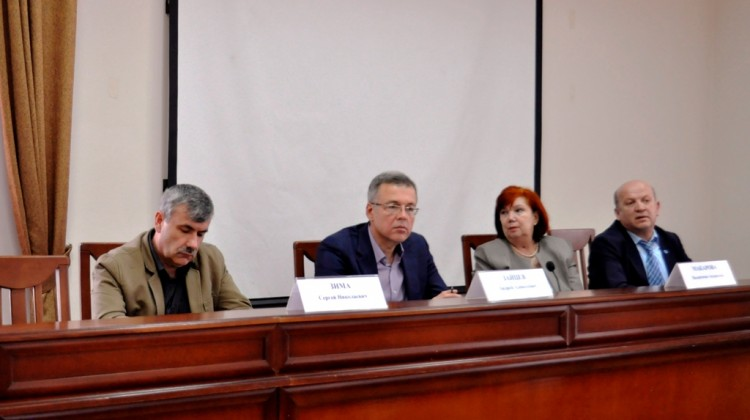 В Краснодаре прошло расширенное заседание комиссии по вопросам ЖКХ Совета при губернаторе Краснодарского края по развитию гражданского общества и правам человека