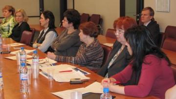 Рабочая встреча межрегиональной экспертной группы по профилактике насилия в отношении женщин и детей и оказанию помощи пострадавшим