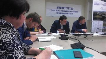 В Краснодаре обсудили ситуацию, связанную с капитальным ремонтом участка Ростовского шоссе