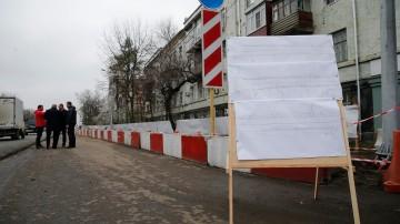 Принято компромиссное решение по вопросу реконструкции участка трассы Ростовского шоссе напротив жилых домов