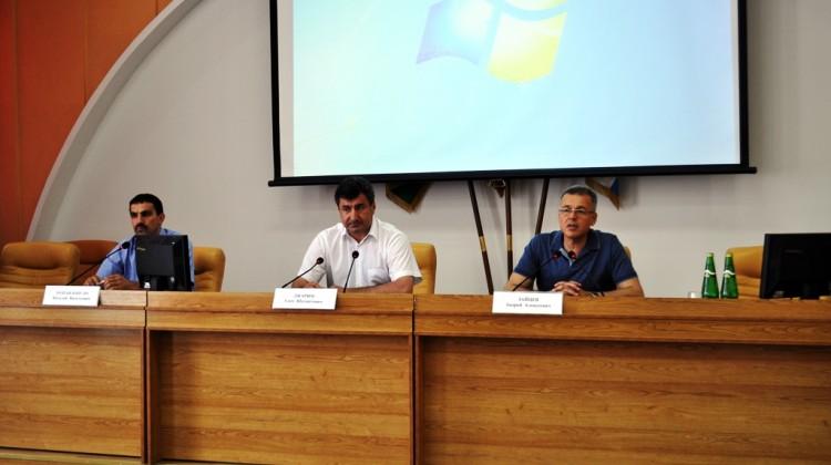 В Северском районе состоялось расширенное выездное заседание Совета при главе администрации (губернаторе) Краснодарского края по развитию гражданского общества и правам человека