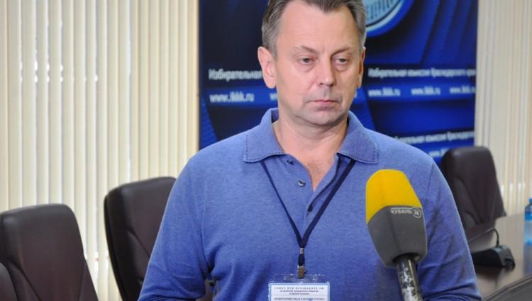 Игорь Борисов о ходе выборов на Кубани: «Ничьи права не ущемляются»