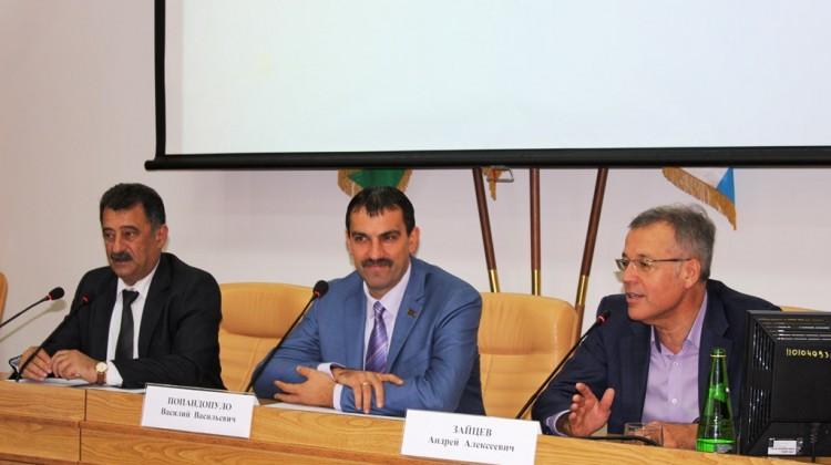 В Северском районе состоялось первое заседание Совета при главе Северского района по развитию гражданского общества и правам человека