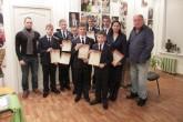 Встреча творческой группы курсантов Президентского кадетского училища с творческими людьми края