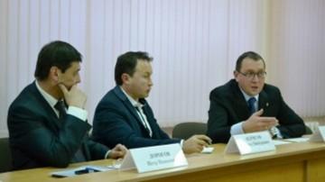 Успенский район – Семинар-совещание и прием граждан
