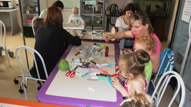 Волонтеры и добровольцы – детям Кубани