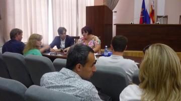 Выездное заседание комиссии по экологии Совета в городе-курорте Сочи