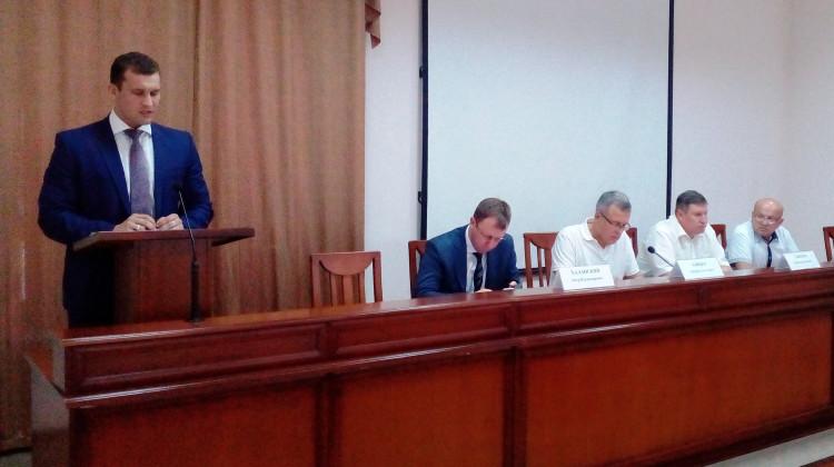 В Краснодаре состоялось заседание Совета при главе администрации (губернаторе) Краснодарского края по развитию гражданского общества и правам человека