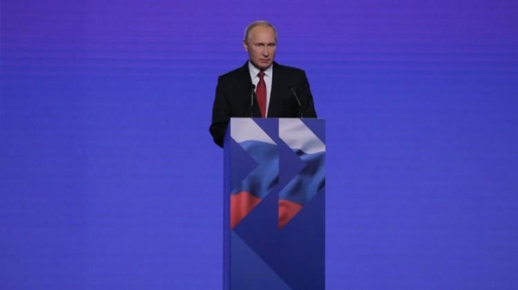Путин: нам нужны тысячи НКО-поставщиков социальных услуг по стране