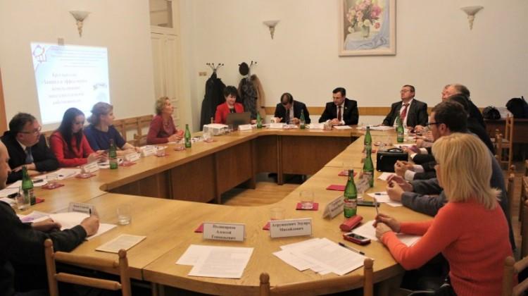 В Краснодаре прошел круглый стол по теме «Защита и эффективное использование интеллектуальной собственности»