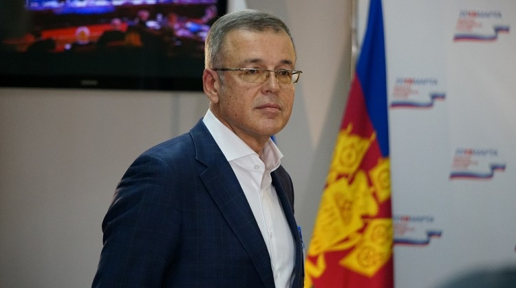 Андрей Зайцев: «Это был очень ответственный для всей России день»