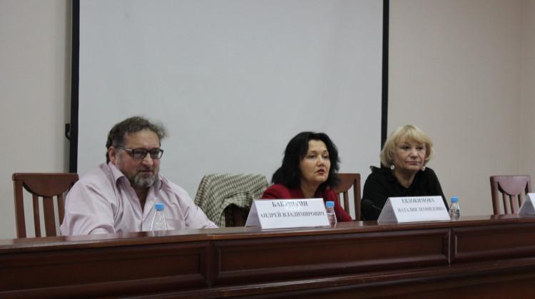 Три «круглых стола» прошли в Краснодаре в рамках выездного заседания СПЧ при Президенте РФ