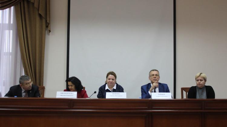 Члены Совета приняли участие в обсуждении вопросов взаимодействия власти с некоммерческими организациями