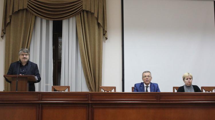 Андрей Зайцев провёл внеочередное заседание Совета