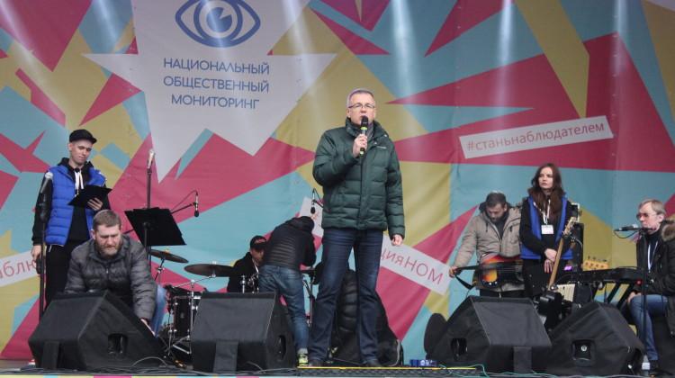 Андрей Зайцев: «Общественные наблюдатели Кубани – за честные и чистые выборы!»
