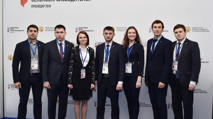 Член Совета Сергей Урайкин расскажет молодёжи об основных тезисах, озвученных на Всероссийском форуме сельхозпроизводителей