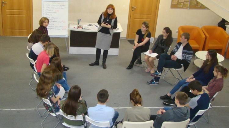 Просветительский центр профилактики противодействия распространению экстремизма и терроризма в молодёжной среде провёл серию тренинг-семинаров