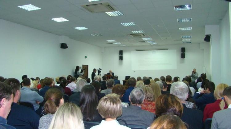 Члены Совета приняли участие в организации и проведении публичной лекции об особенностях президентской избирательной кампании