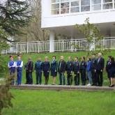 Михаил Джурило принял участие в открытии смены