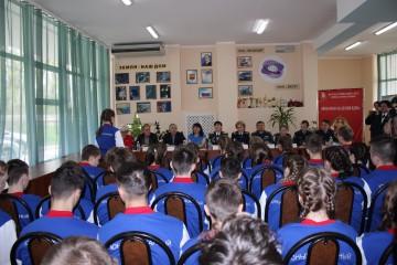 Михаил Джурило принял участие в пресс-конференции