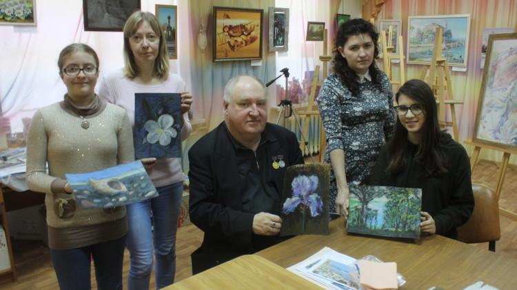 Краснодарское Краевое общественное движение по защите прав и интересов инвалидов «Содружество» провело мастер-классы для талантливых ребят