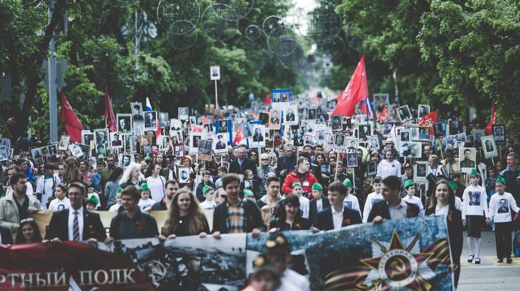 9 мая в Краснодаре в шестой раз пройдет акция «Бессмертный полк»