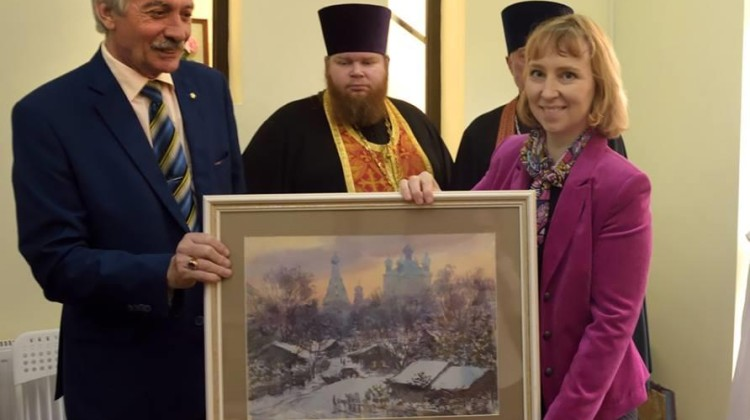 Член Совета Михаил Джурило поздравил с открытием Кризисного центра для беременных женщин и матерей с детьми «Светлая обитель»