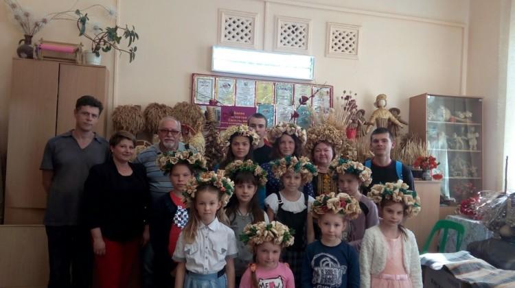 В Темрюкском районе прошёл открытый фестиваль «Мир требует наших побед»