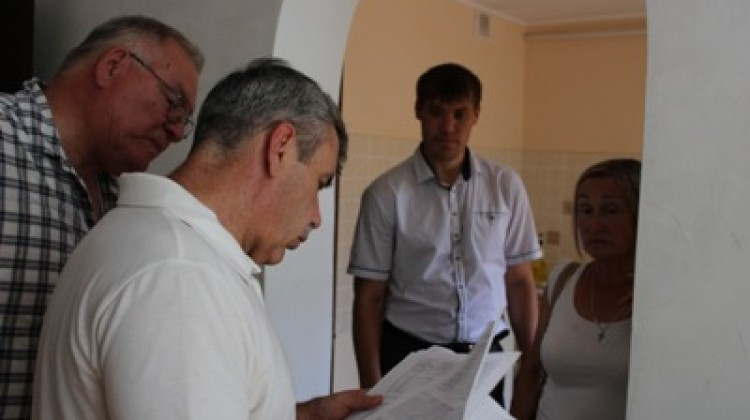 Рабочий визит делегации членов общественного Совета по развитию гражданского общества и правам человека