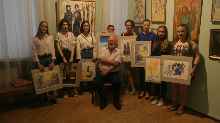 В День защиты детей наградят победителей второго этапа Международной выставки-конкурса «Мир, как вижу его Я»