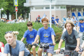В Армавире поддержали Всероссийский день велопарадов
