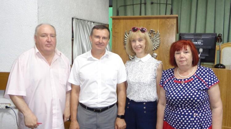 Члены Совета Людмила Васильева и Павел Снаксарёв выступили на публичных слушаниях