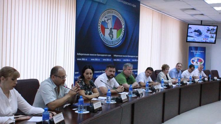 Заместитель председателя Совета Ольга Малахова: «Во время избирательной кампании, прежде всего, мы встанем на защиту прав человека»