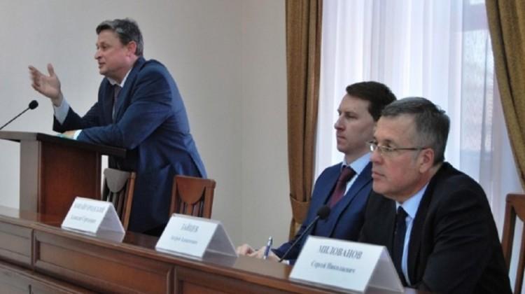 Проблемы Горячего Ключа на выездном заседании обсудит губернаторский СПЧ