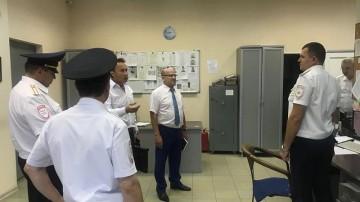 Заместитель председателя СПЧ Станислав Бабин принял участие в акции «Гражданин и полиция»