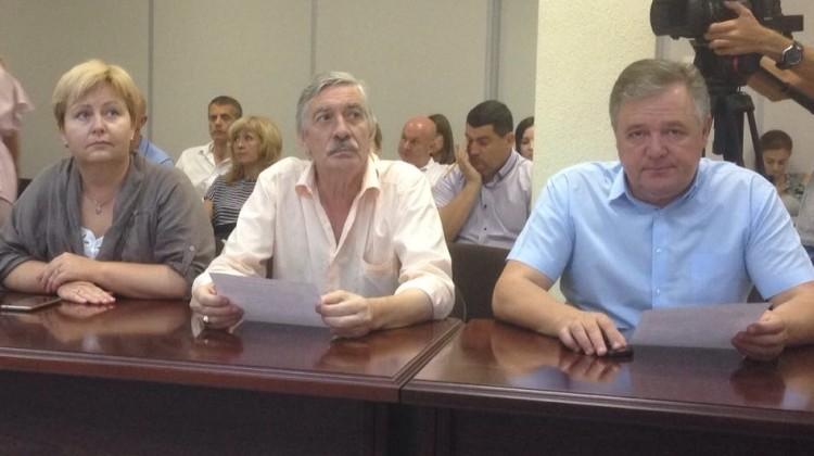 Члены Совета приняли участие в заседании избирательной комиссии Краснодарского края