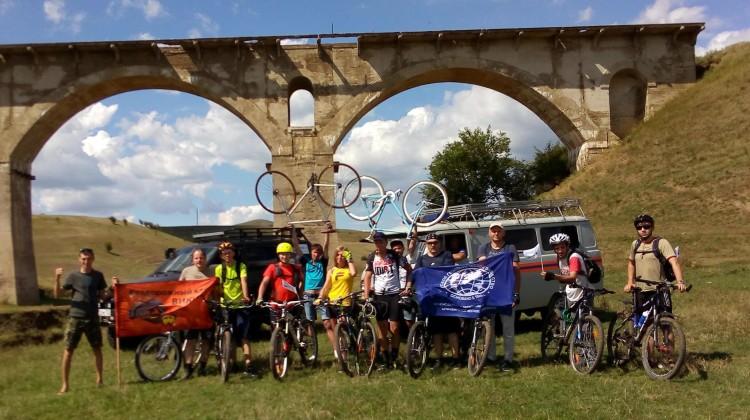 Член Совета Вера Литкова выступила соорганизатором велопробега