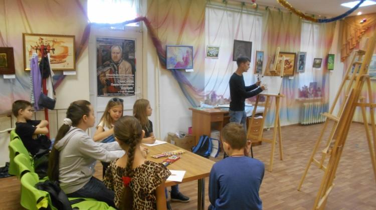 Павел Снаксарёв: «Через искусство дети познают мир»